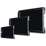 LCD displays for Fanuc