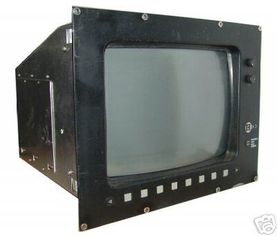 Replacement monitor Heidenhain
